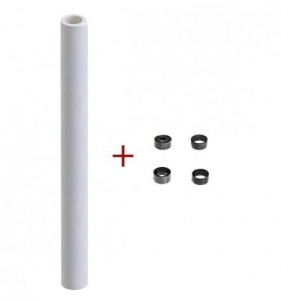White Pinboard Paper Roll, 25 m