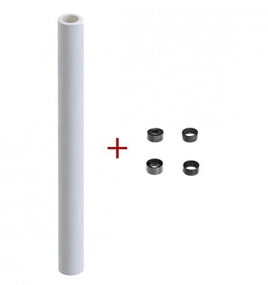 White Pinboard Paper Roll, 25 m - Experience Corner