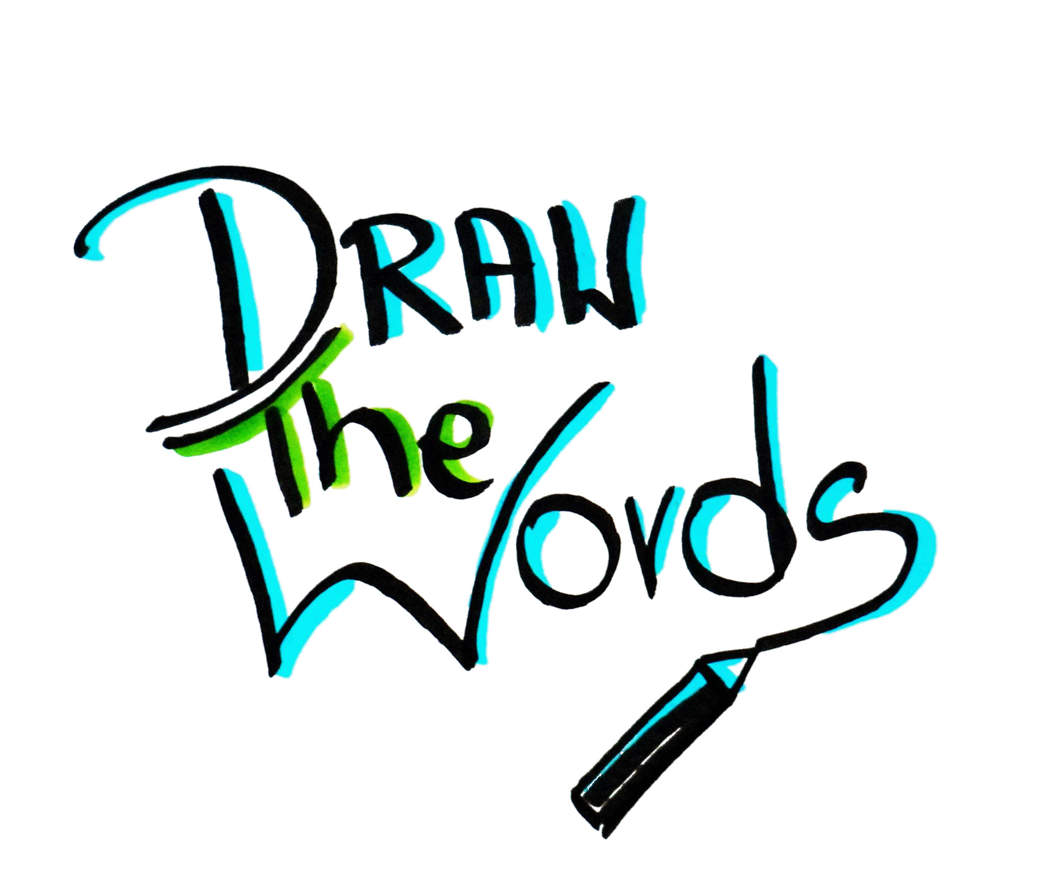 Draw the words
