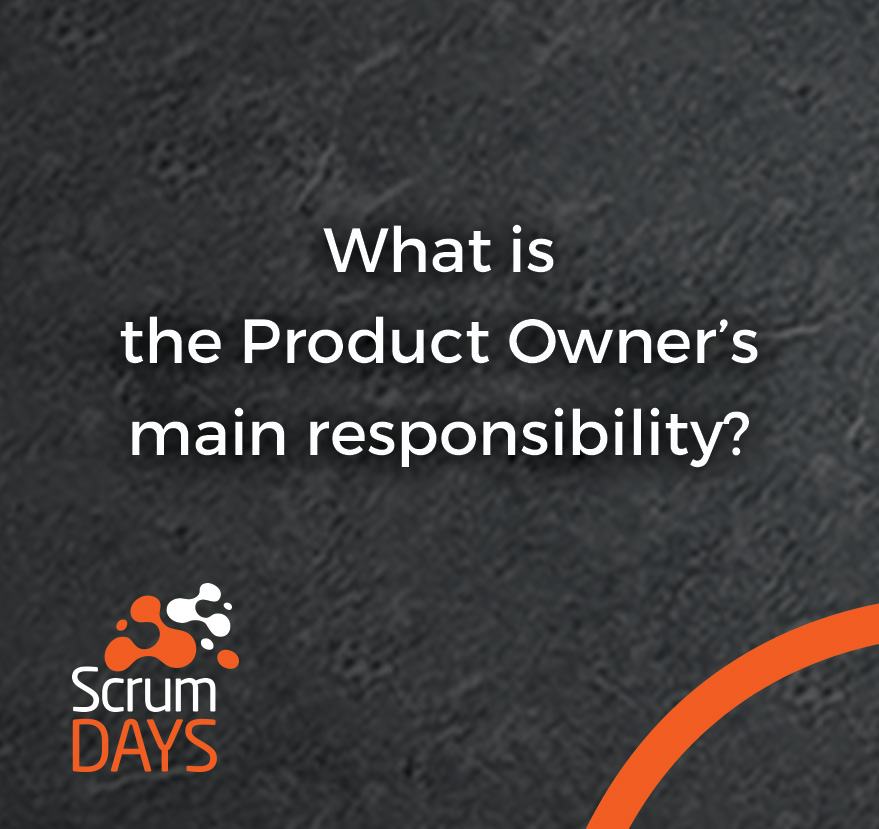 Scrum Days puzzle