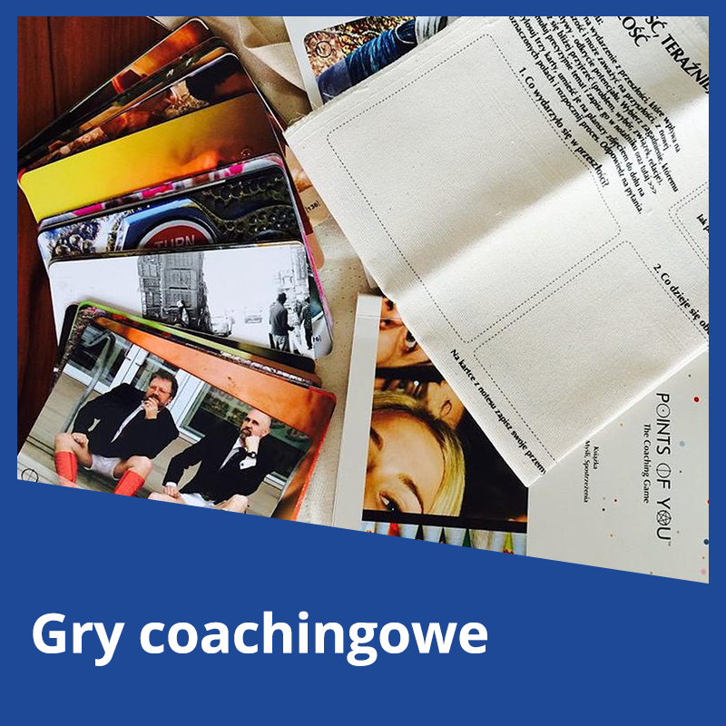 Gry coachingowe